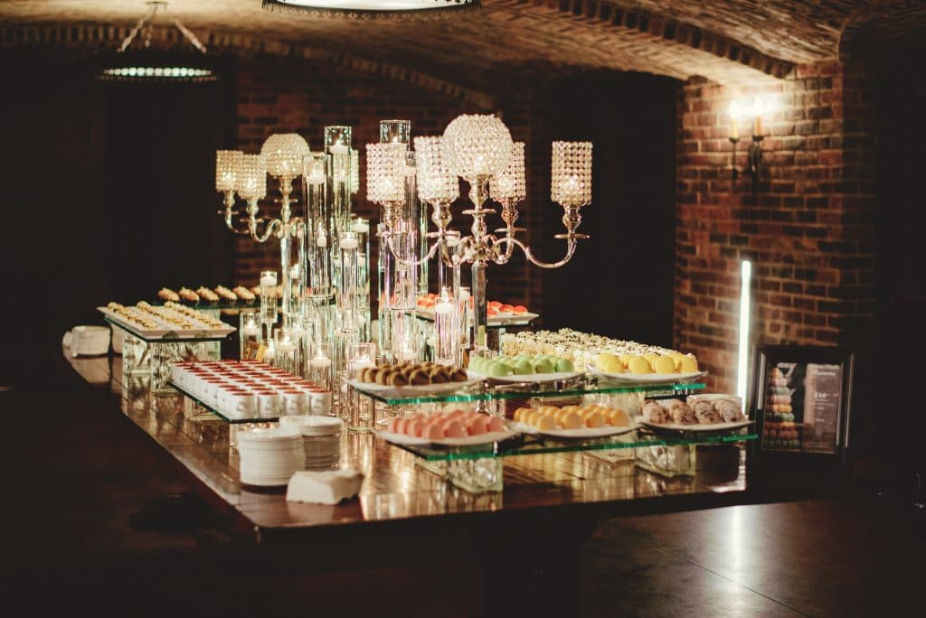 Bella Collina - stunning dessert table