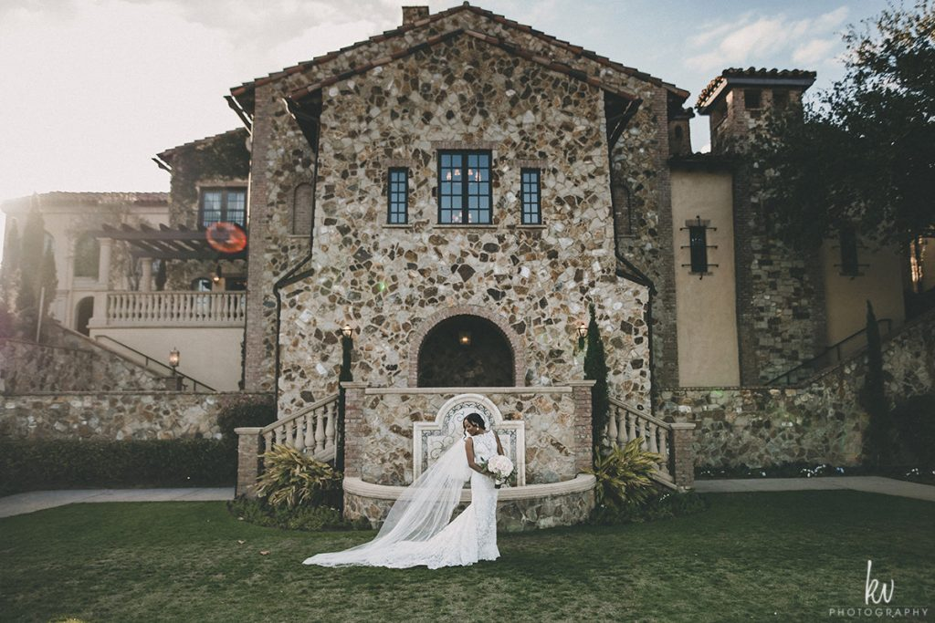 Bella Collina - Tuscan stone building