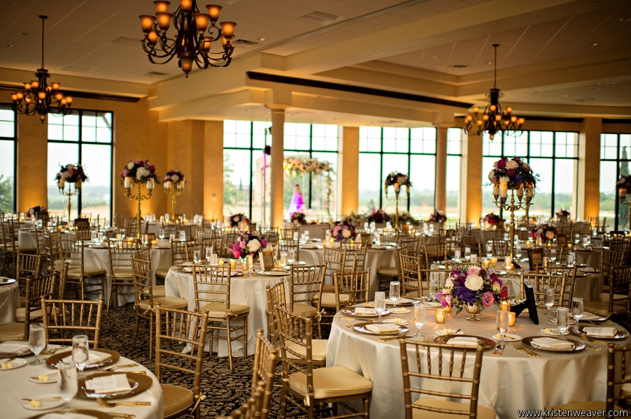 Bella Collina - beautiful indoor reception space