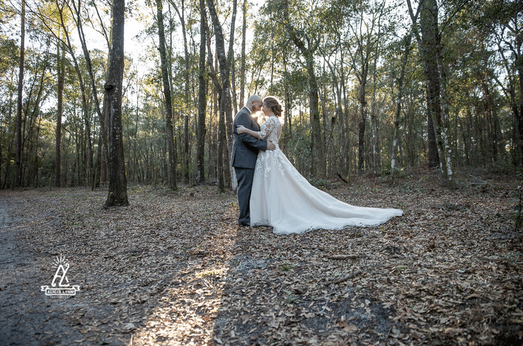 Bridle Oaks Barn - forest wedding venue