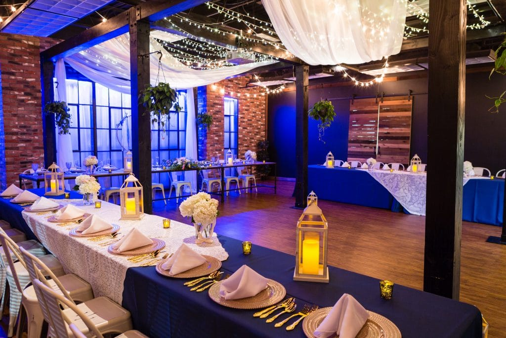 Hub 925 - gorgeous indoor reception space