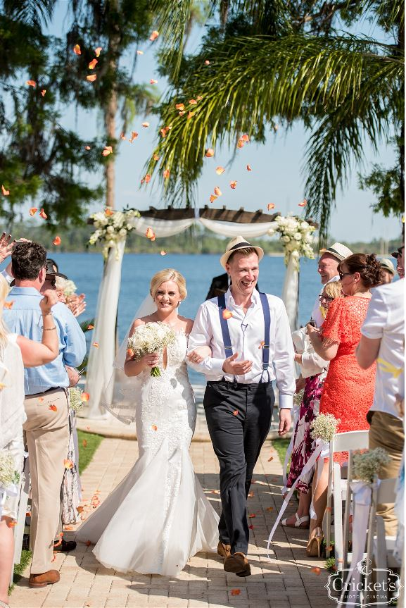 Paradise Cove - Casual, tropical wedding venue