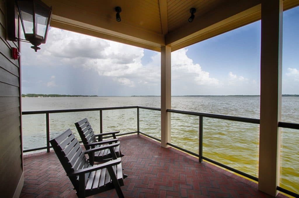 Tavares-Pavilion-on-the-Lake-View looking onto the lake from porch