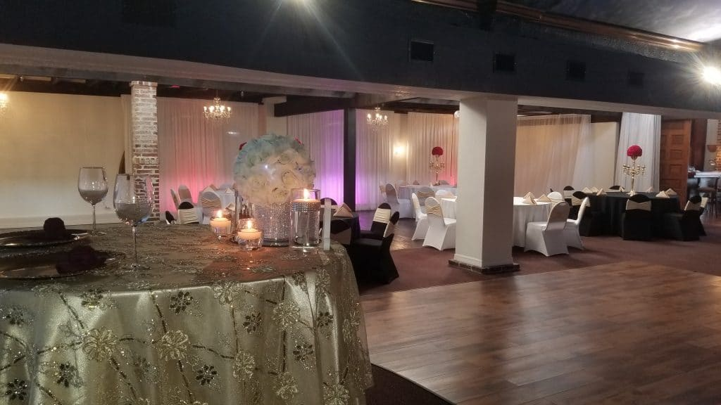 The Bella Room - large space for ceremony or reception
