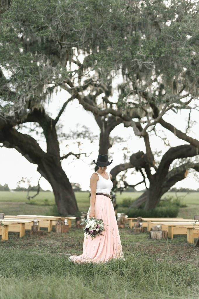 The Villages Polo Club - classic rustic setting