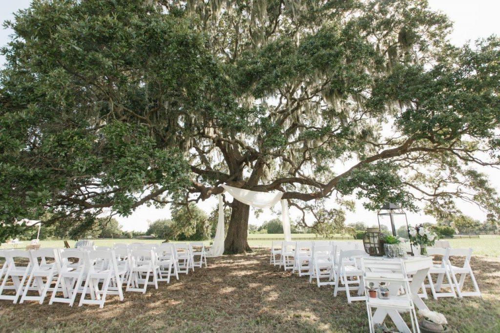 Villages Polo Club - Combine the elegance of a wedding with the beauty of nature.