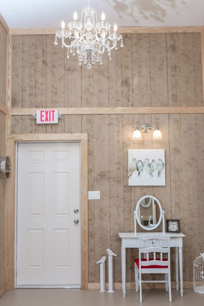 Blue View Event Barn - wedding venue where rustic meets glam
