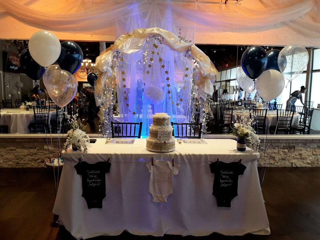 Rhythm and Smooth - Central Florida venue for a baby shower