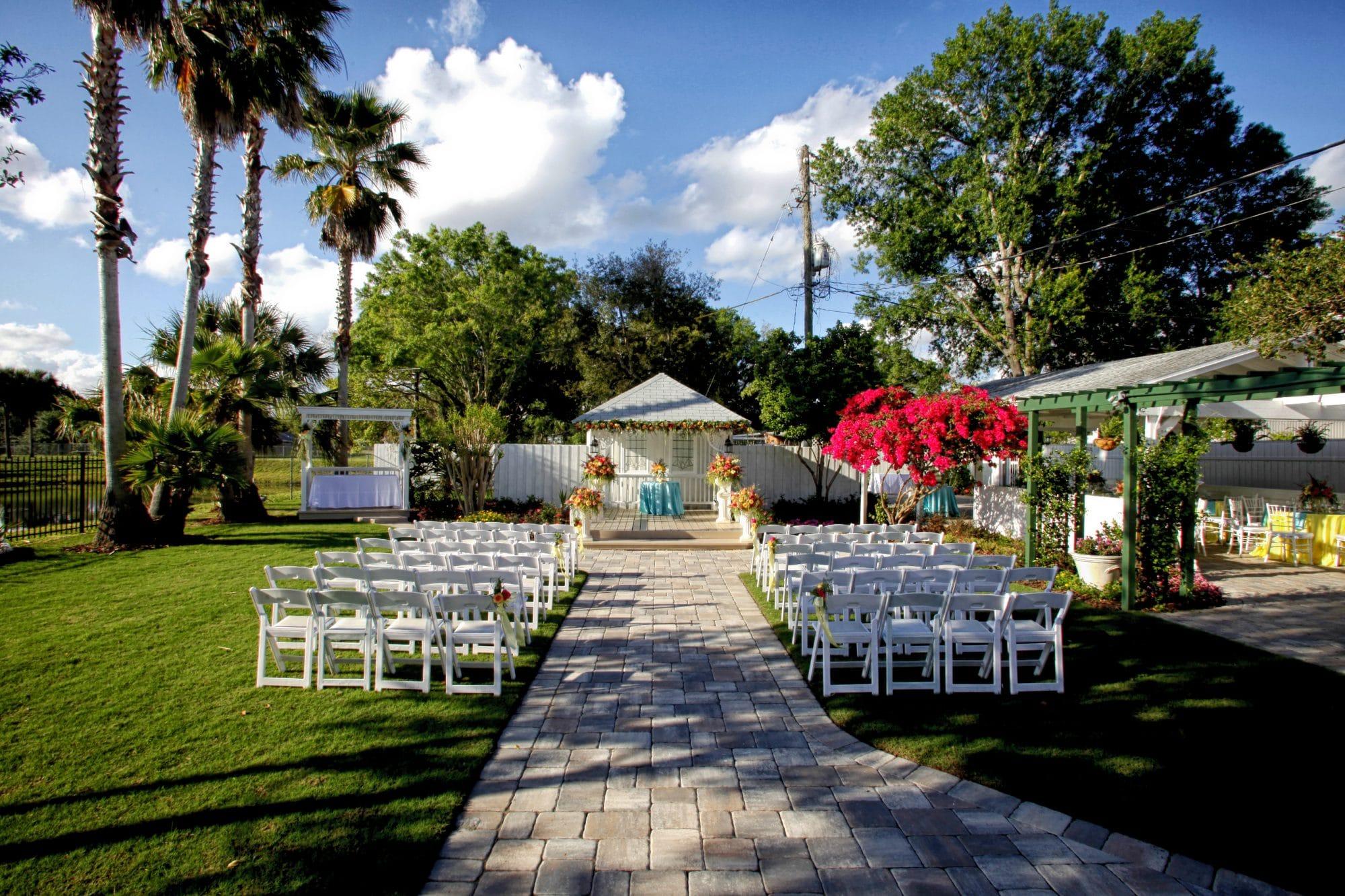 Spotlight: Celebrate In Style At Celebration Gardens