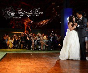 Wood Dance Floor - Orlando Wedding
