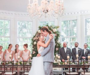 First Dance Wedding Photo - Live Happy Studio