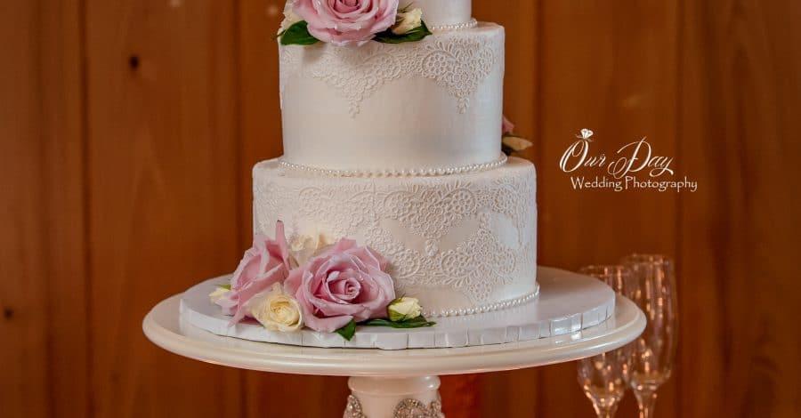 Wedding Cake FAQs - wedding cake with roses