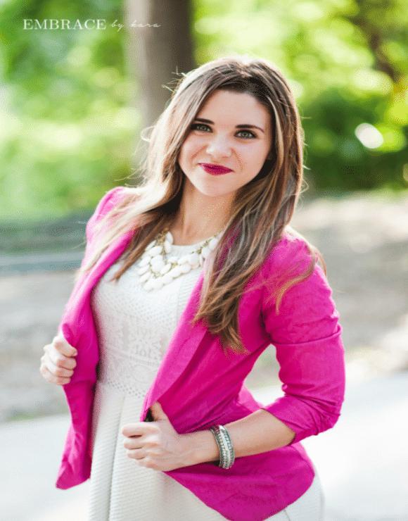 Priscilla Rose, wedding planner at PR Events