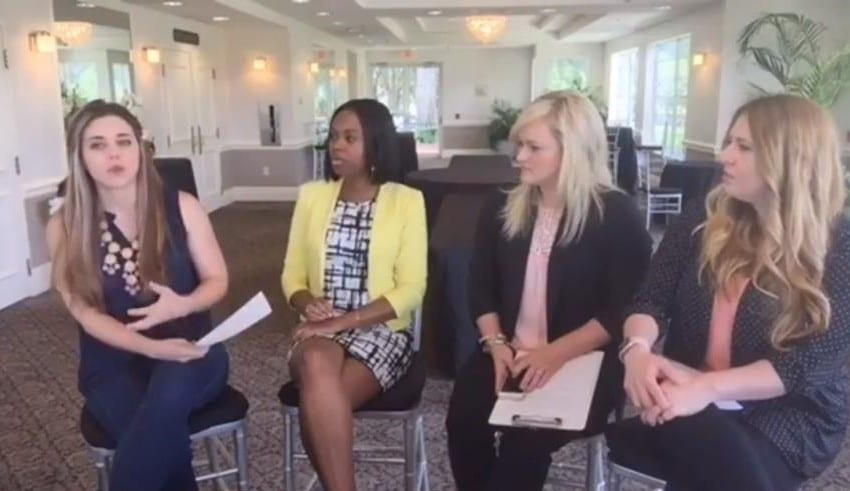 PR Events - Real Talk with Real Professionals panel of experts