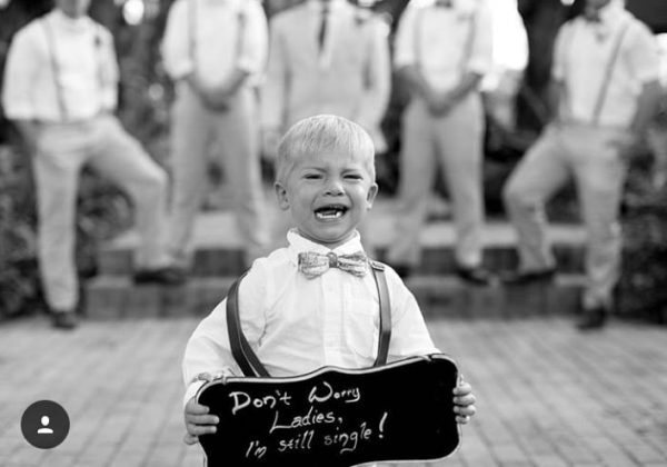 5 Reasons To Hire a Babysitter For Your Wedding