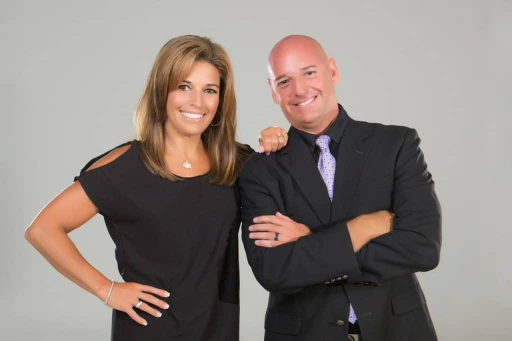 Wendy and Les Kopasz of Soundwave Entertainment