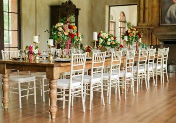 Wedding Vendor Spotlight – A Chair Affair