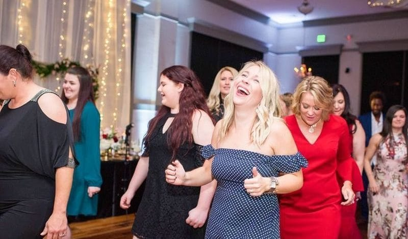 Blue Blazers Entertainment - keep the guests on the dance floor!