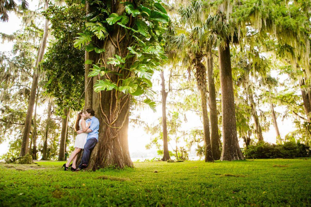 Steven Miller Photography - engagement shoot outdoors
