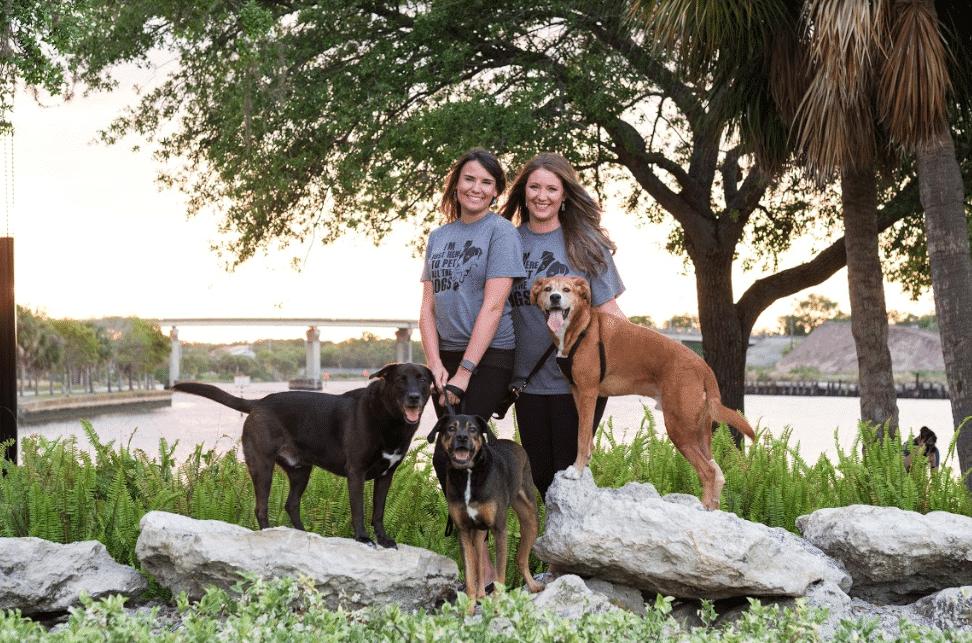 Ilana Mobley & Kelly Maronpot of FairyTail Pet Care