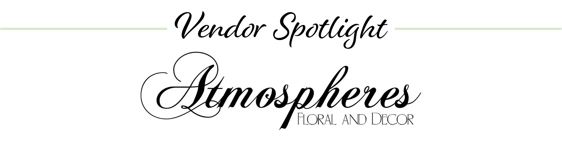 Atmospheres Floral and Decor logo