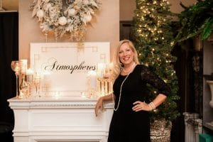 Debra Shea Robertson of Atmosphere Floral and Decor