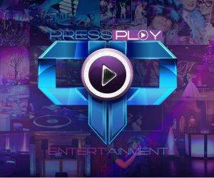 Press Play Entertainment logo