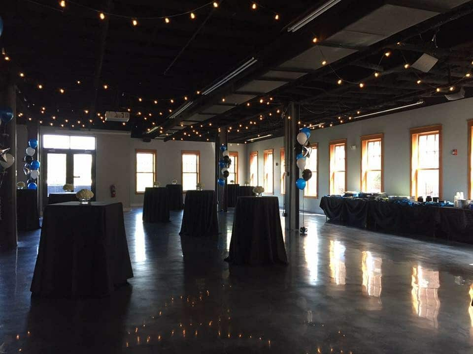The Co-op Ballroom is a hip, industrial venue that stands out in Central Florida!