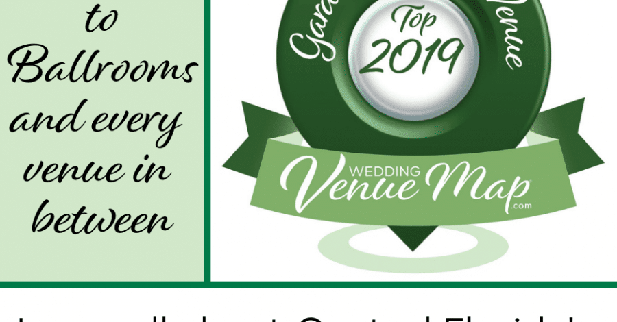 2019 Top Garden Wedding Venues in Central Florida