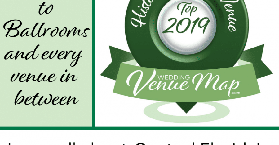 2019 Top Historic Wedding Venues in Central Florida