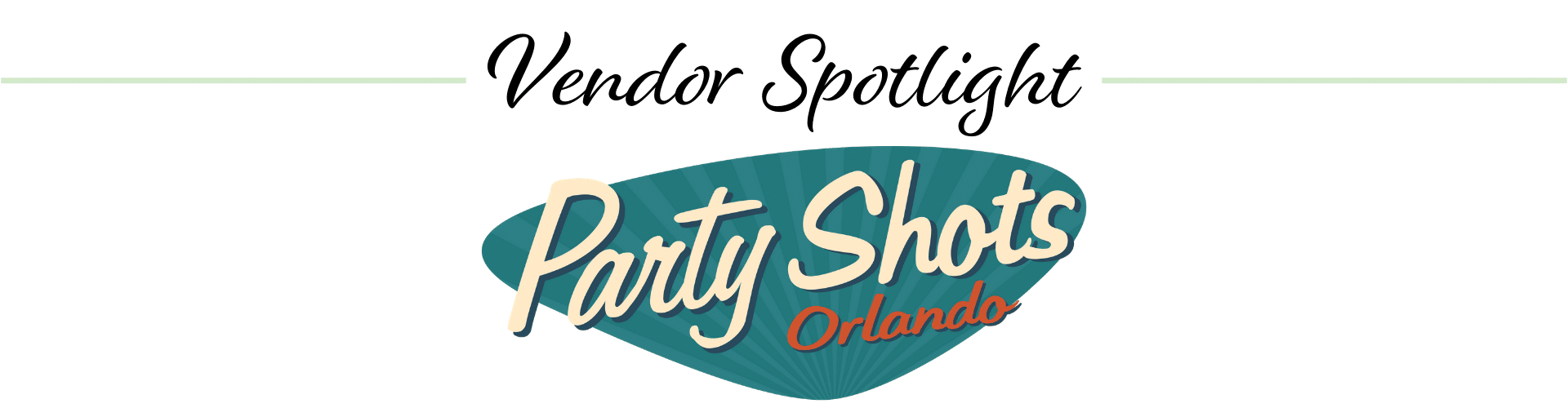 Party shots Orlando logo