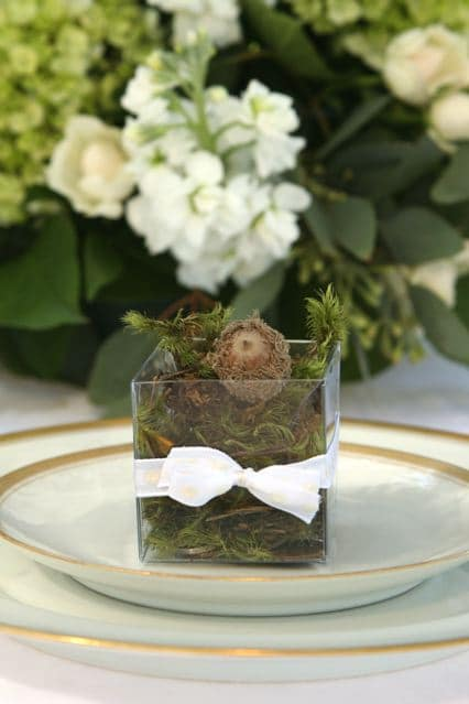 The Magnolia Company - the right wedding favor not only thanks your guests, it adds to your theme