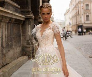 Luxe Wedding Wear - Iryna Kotapska dress