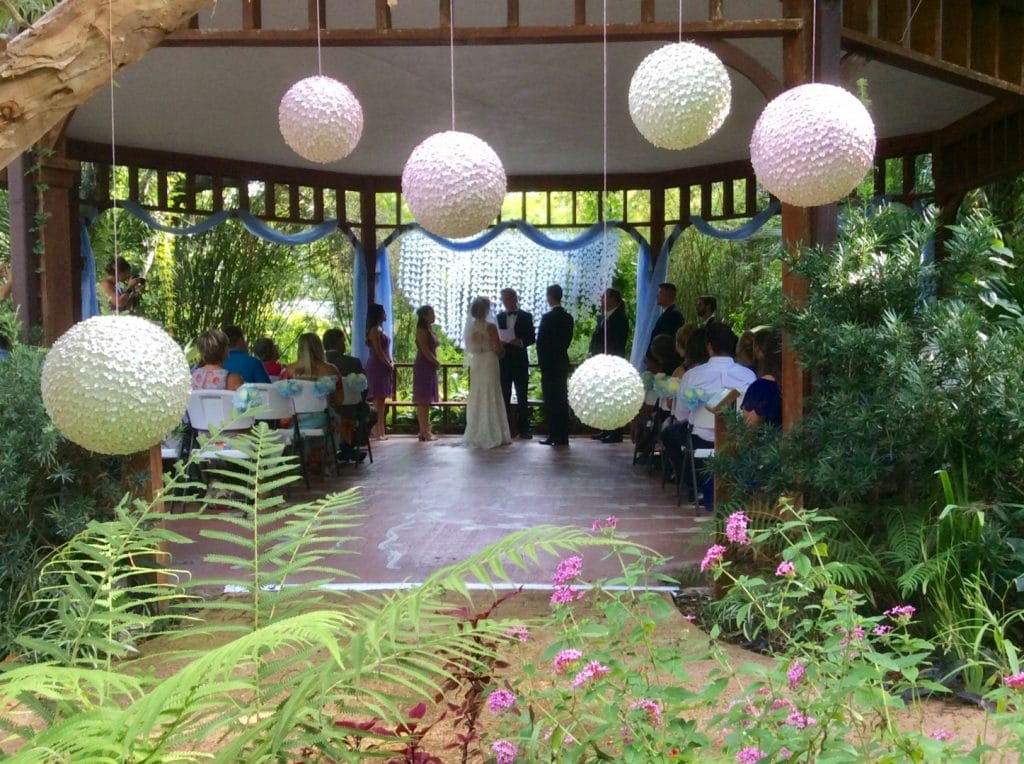 C-Squared-Events-LLC-Large white floral hanging balloons outdoors