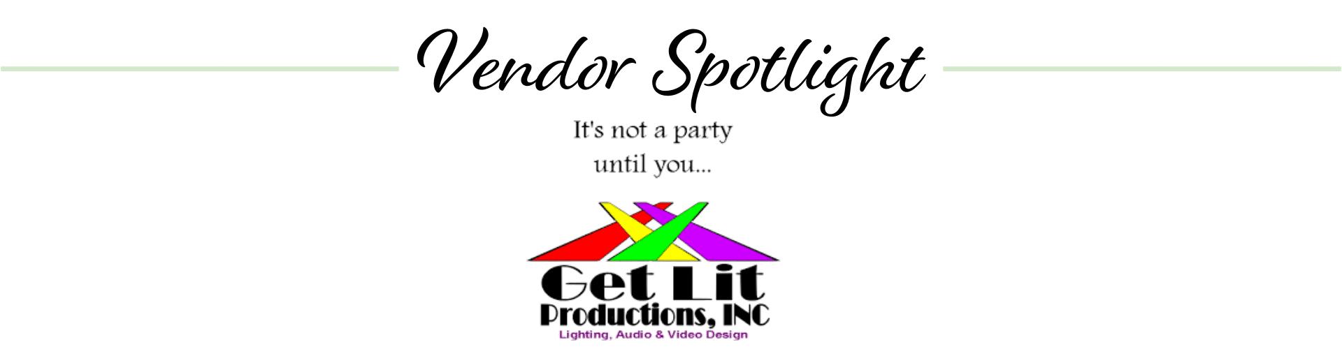 Get Lit Productions logo