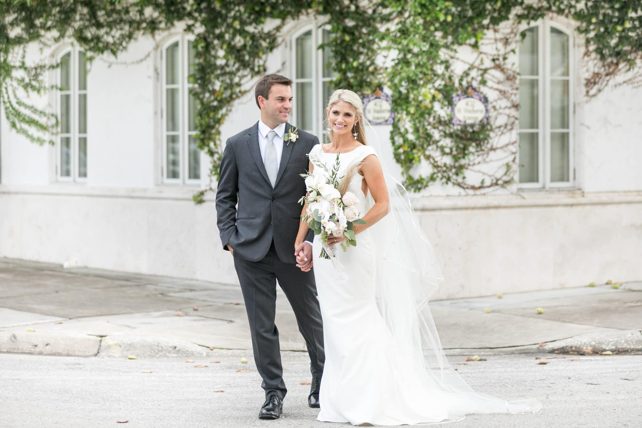 Orlando Wedding Florist - Bluegrass Chic