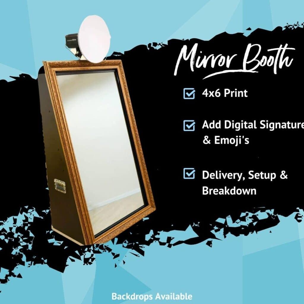 florida mirror photobooth
