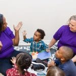 Tootles Event Sitters - Circle Time - Lori Barbely Photography