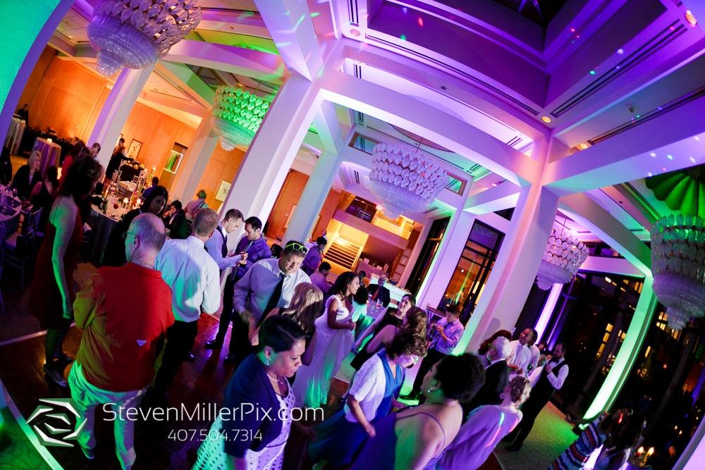White Rose Entertainment - dance floor at wedding reception