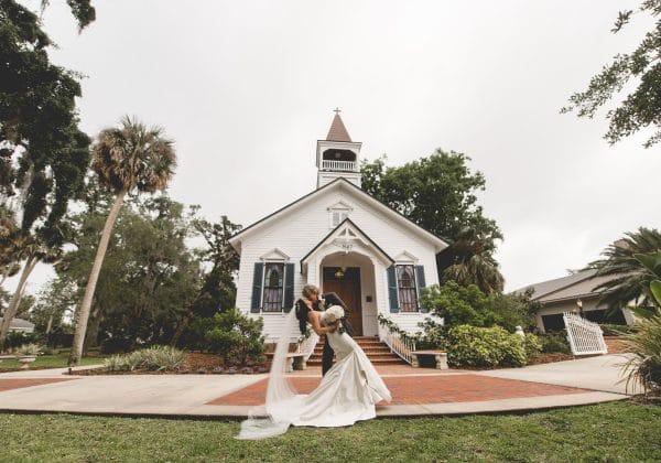 Orlando Wedding Venue Spotlight – Estate on the Halifax