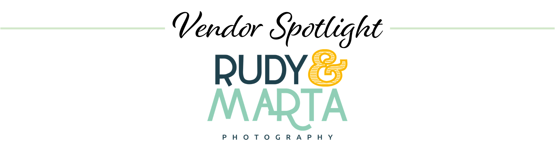 Rudy & Marta Photography logo