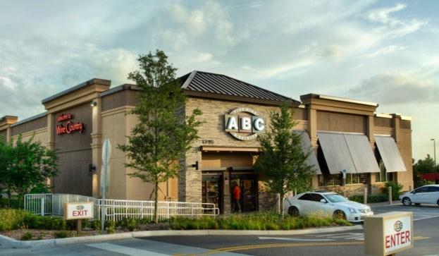 ABC Fine Wine & Spirits storefront
