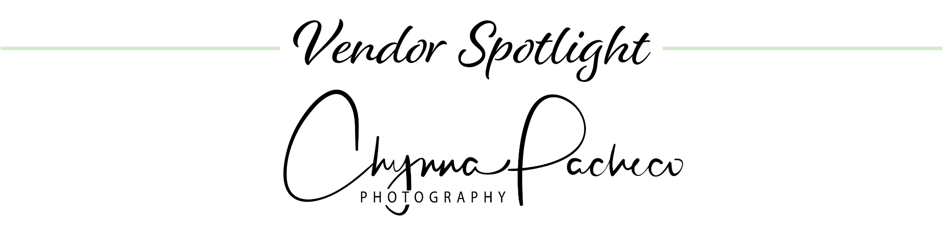 Chynna Pacheco Photography logo