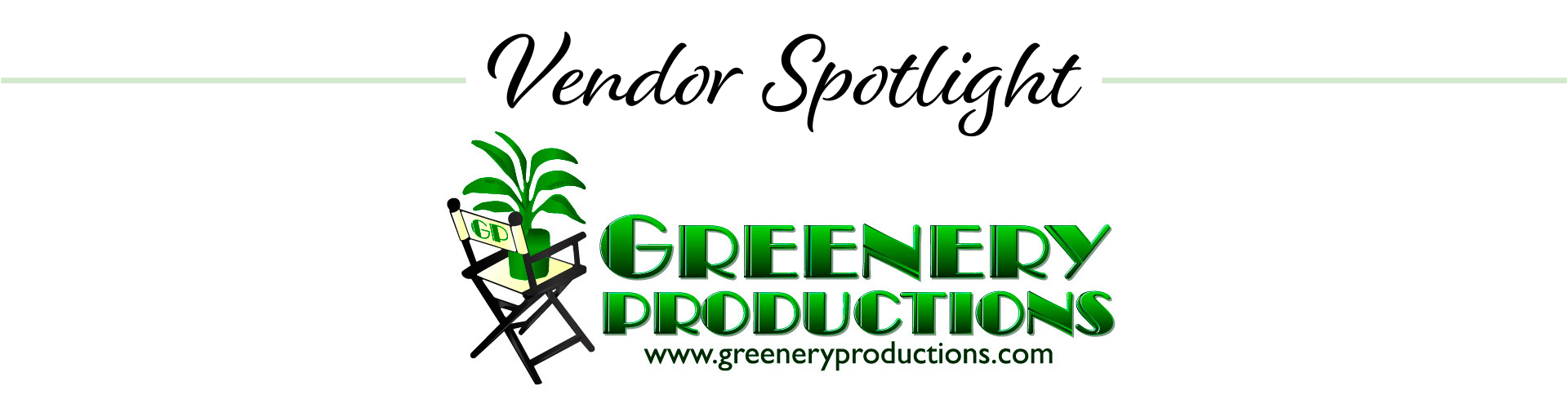 Greenery Productions logo