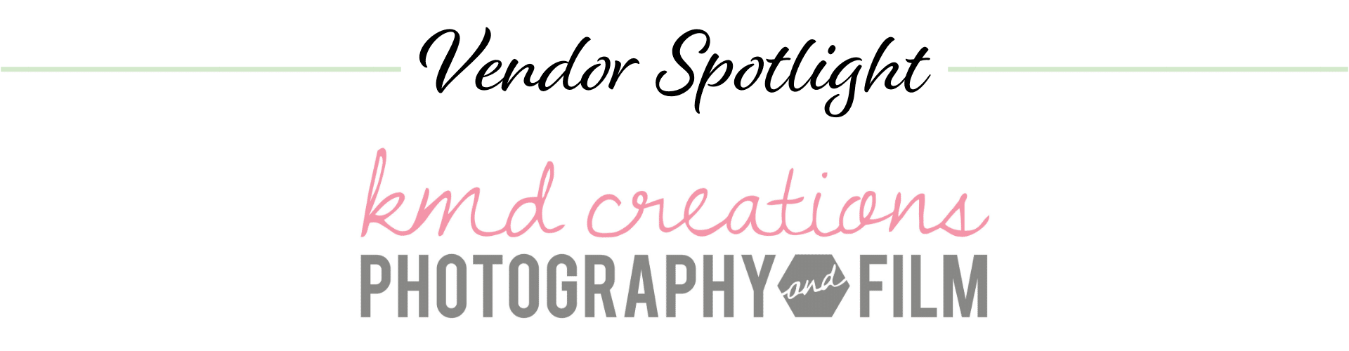 KMD Creations Photography and Film logo