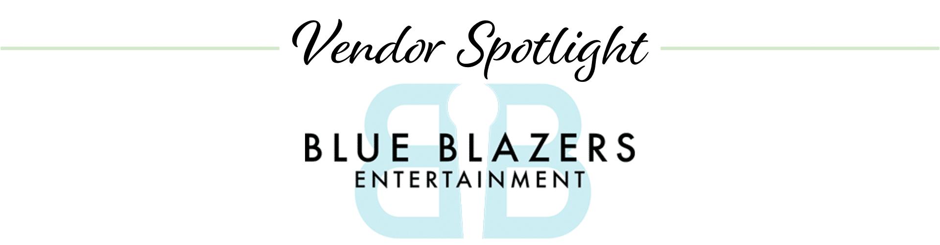 Blue Blazers Entertainment logo
