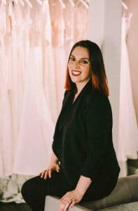 Erica Trunk of Solutions Bridal