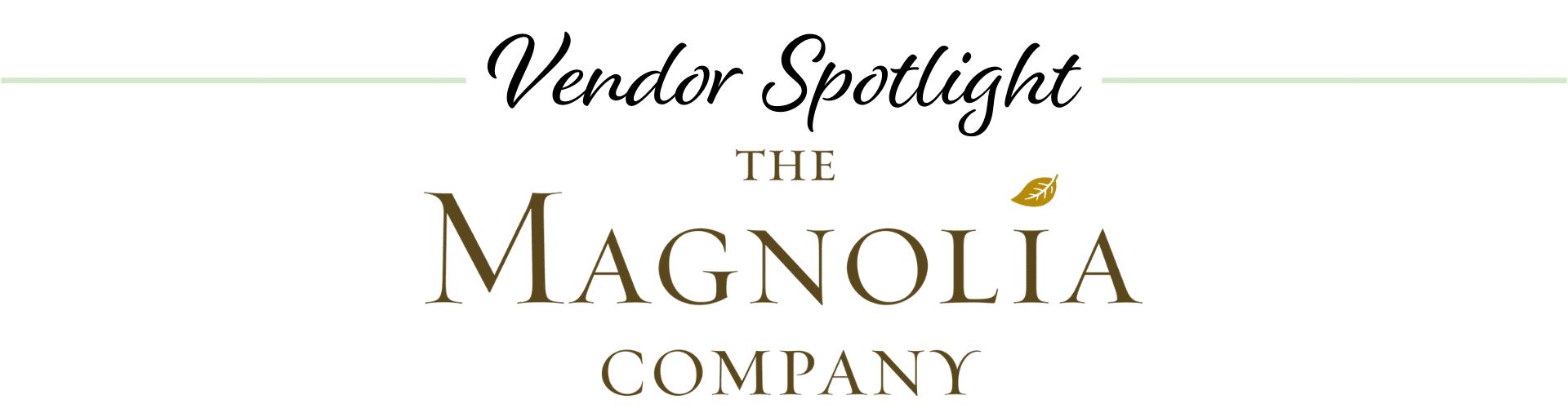 The Magnolia Company logo