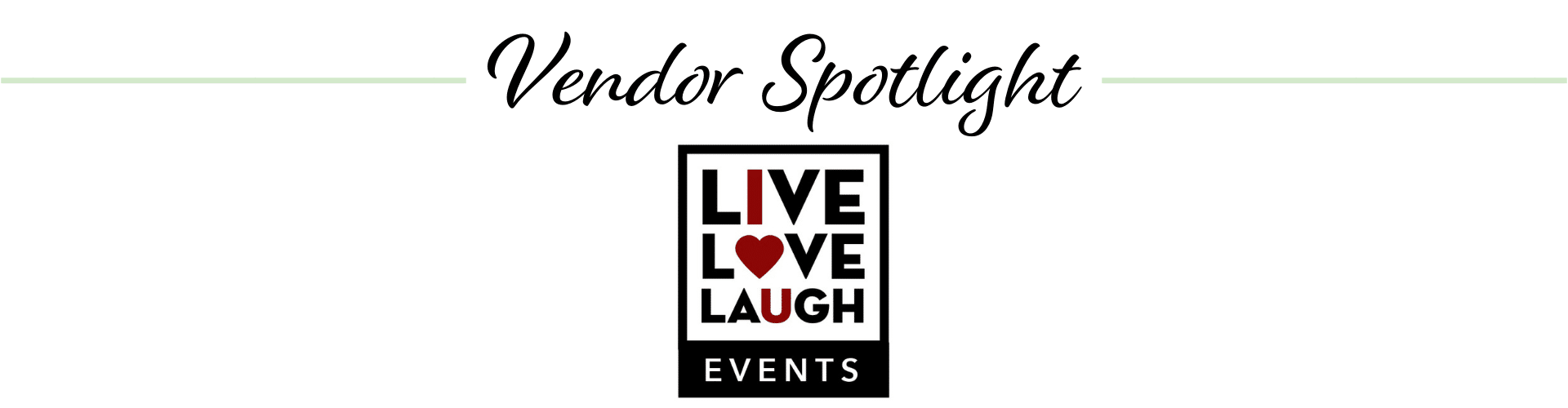 Live Love Laugh Events logo