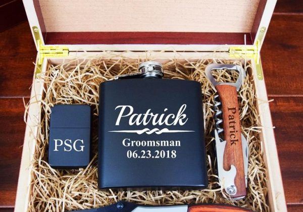 Are Groomsmen Gifts Necessary?